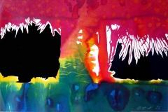 Træer har farve om natten af Ole Valdemar Nielsen - Ecoline